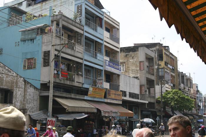 Saigon / Ho Chi Minh Stadt - tote ratte - https://www google