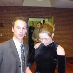 2003: 22.02., Ball des TUS Griesheim in der Hegelsberghalle