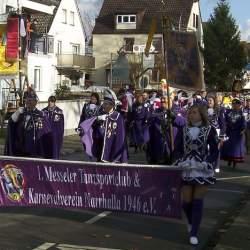 6.1.2008: Gardetag in Griesheim