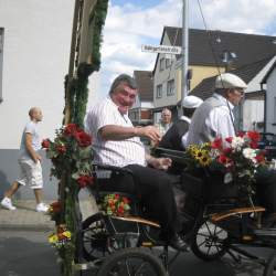 Griesemer Kerb 2008: Umzug durch Griesheim