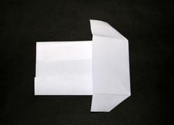 cd dvd h lle aus papier falten cover oder jewel case cd h lle falten cd h lle falten cd. Black Bedroom Furniture Sets. Home Design Ideas