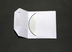 Cd Dvd Hülle Aus Papier Falten Cover Oder Jewel Case Cd